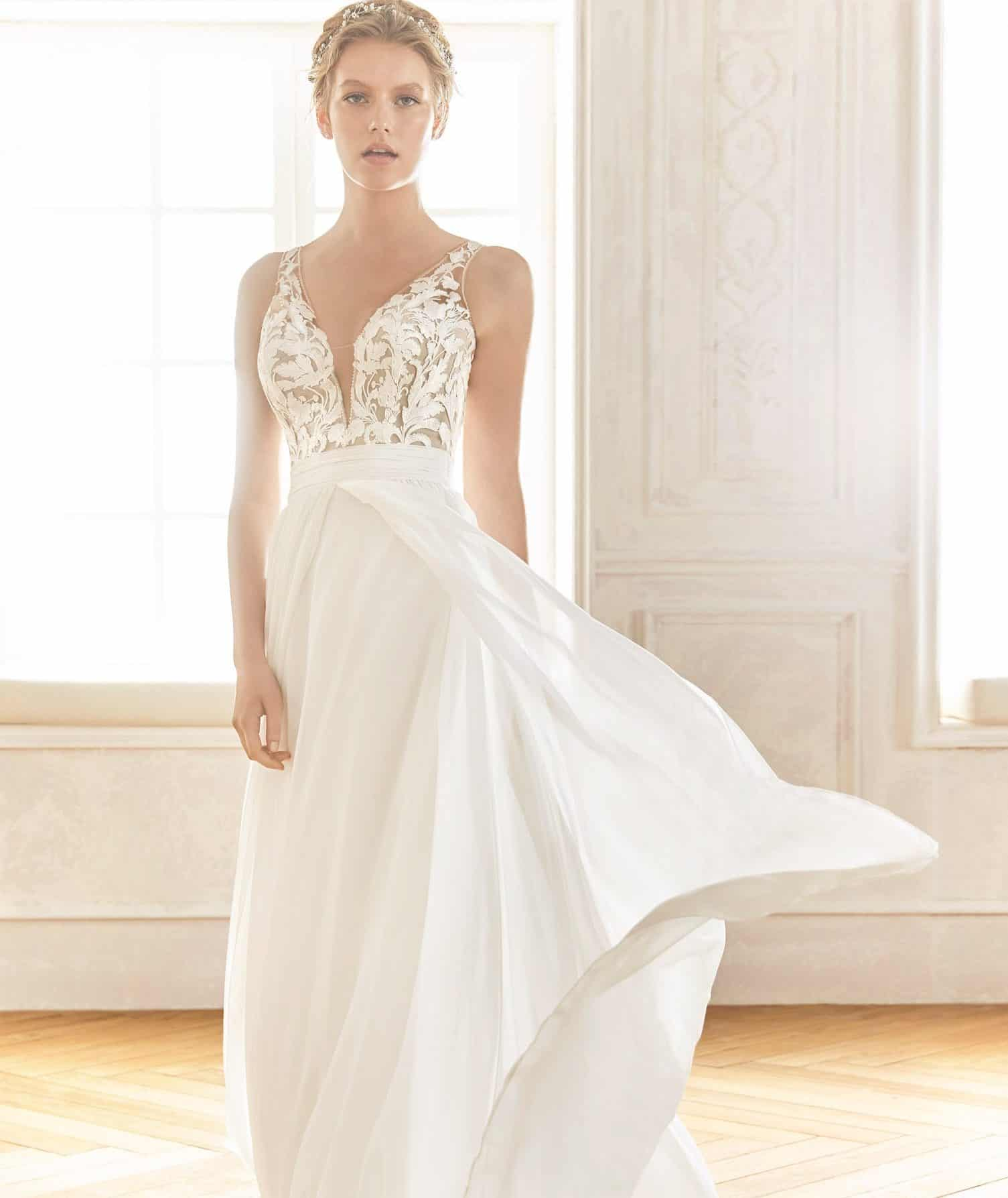 Types of Wedding Dresses 5