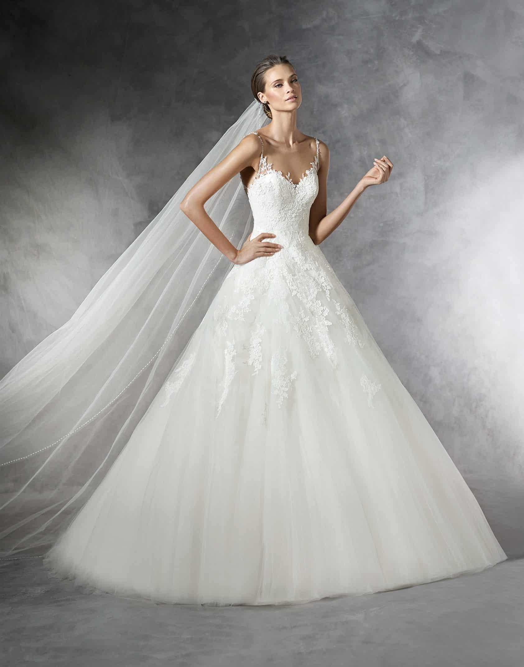 Types of Wedding Dresses 1