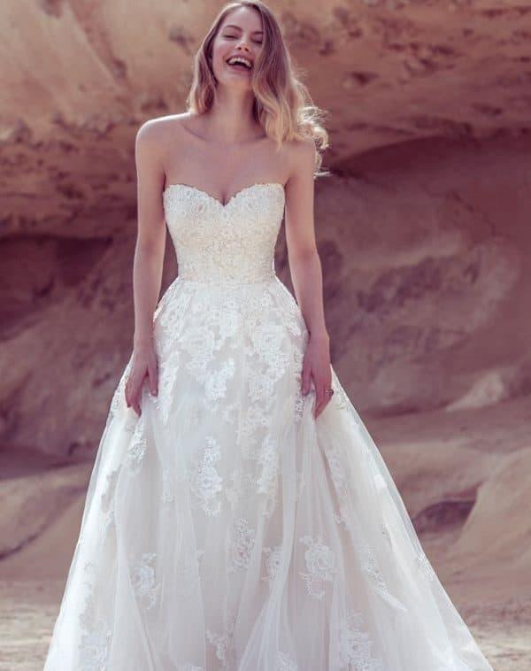 Types of Wedding Dresses 2