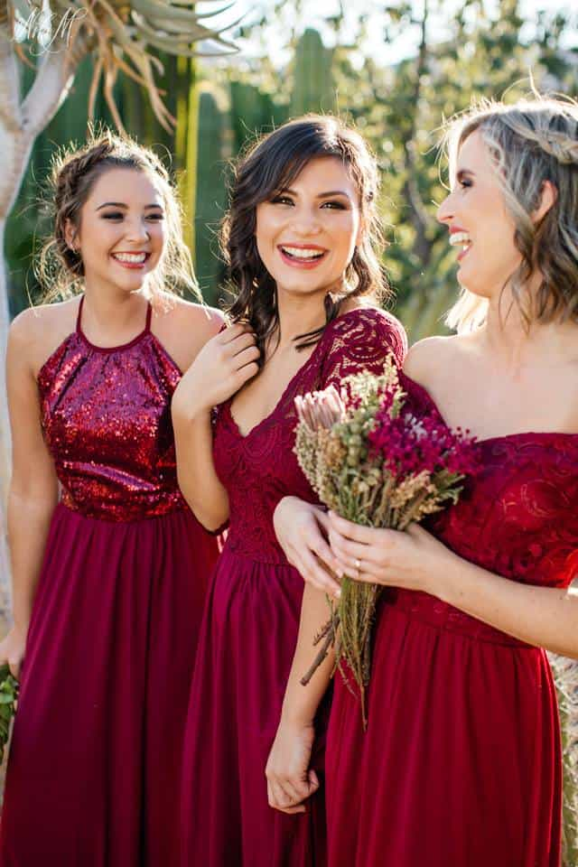 Bridesmaids Dresses Gallery 33